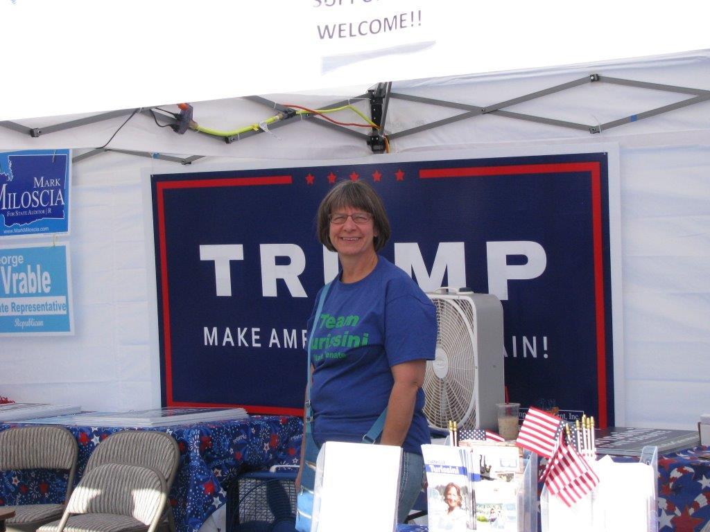 Lori Fritz-Turissini Campaign